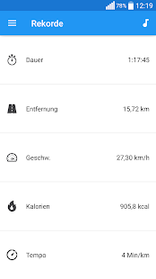 Laufen & Joggen Screenshot